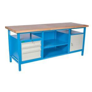 Pracovný stôl HARDWORK