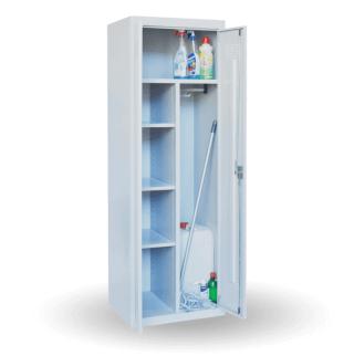 #03 CLEANER │ Kovová skriňa pre upratovačky, 1800/600/500 mm