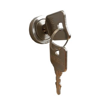 #02 LOCK IN  │ Štandardný bezpečnostný zámok do šatníkových skríň