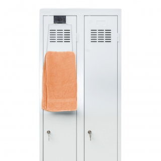 #01 TOWELHOLDER - Univerzálny vonkajší držiak na uterák s menovkou
