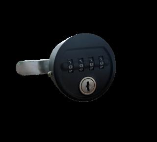 #10 CODING │ Mechanický zámok s číselným kódom so systémom na centrálny kľúč