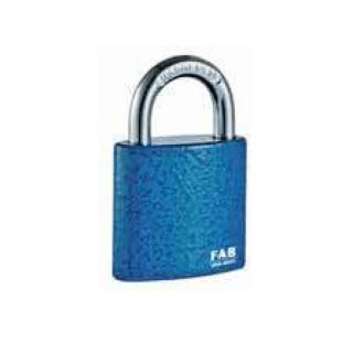 #13 PAD FAB │ Visiaci zámok FAB s tromi kľúčmi