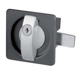 #11 MS TANKLOCK │ Veľkoplošný zámok s dvomi kľúčmi, do kovových skríň so systémom na centrálny kľúč