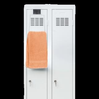 #01 TOWELHOLDER Univerzálny vonkajší držiak na uterák s menovkou