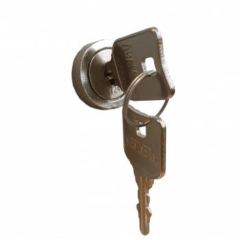 #03 LOCK IN  │ Štandardný bezpečnostný zámok do šatníkových skríň