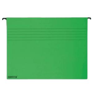 #19 FILE GREEN REC - Závesné obaly vyrobené z recyklovaného papiera