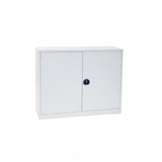 #03 STRONG WIDE MINI - Kancelárska alebo dielenská skriňa na dokumenty s 2 policami, 1000/1200/420 mm