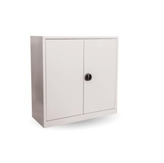 #03 STRONG STANDARD MINI - Kancelárska alebo dielenská skriňa na dokumenty s 2 policami, 1000/1000/420 mm