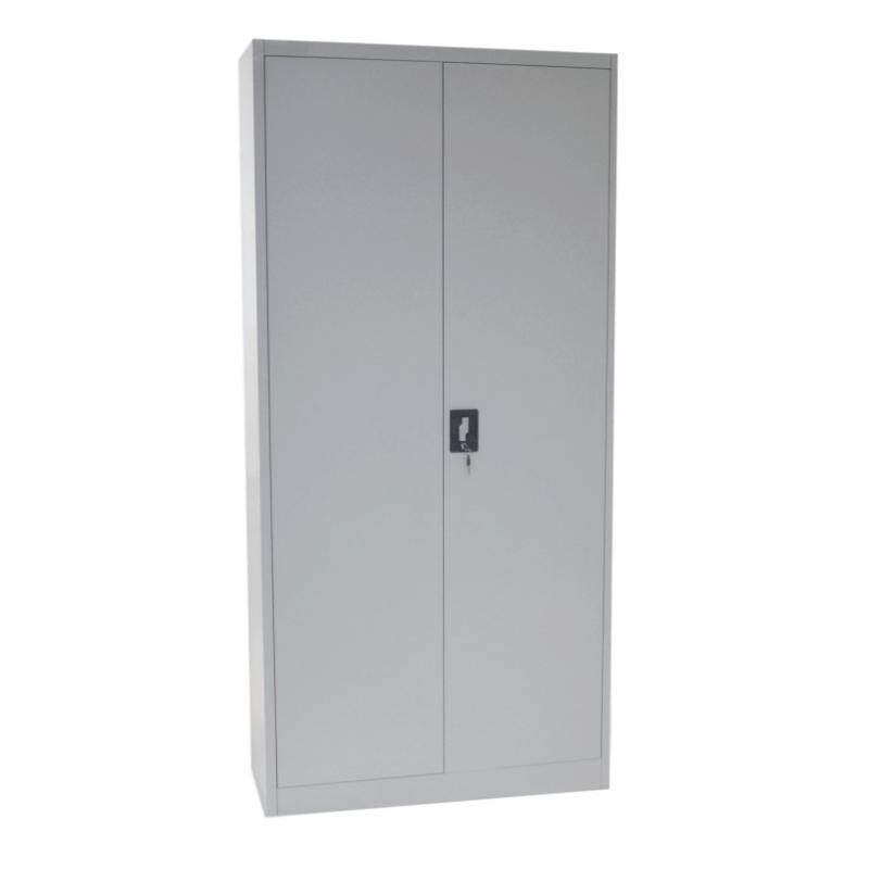#26 STRONG ECONOMY - Kancelárska alebo dielenská skriňa so 4 policami, 1900/900/400 mm