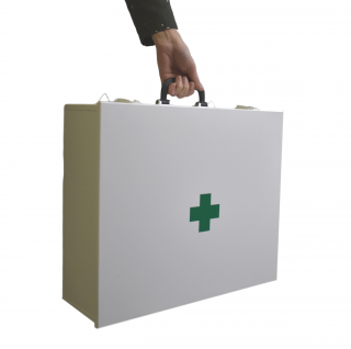 #27 FIRSTAID MOVE - Lekárnička kufrík