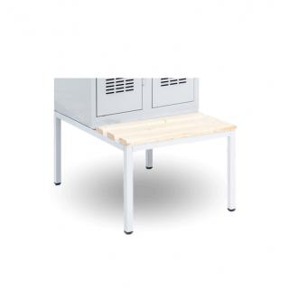 #16 SPORTBENCH 600 - Zabudovaná lavica k skriniam so šírkou 600 mm