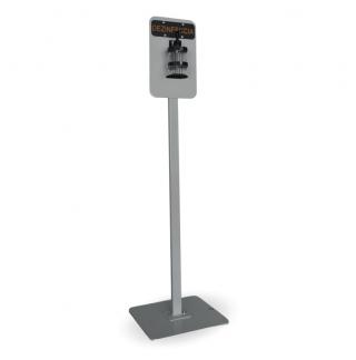 #28 DISPENSER MC 7035 | Mobilný stojan na dezinfekčné prostriedky