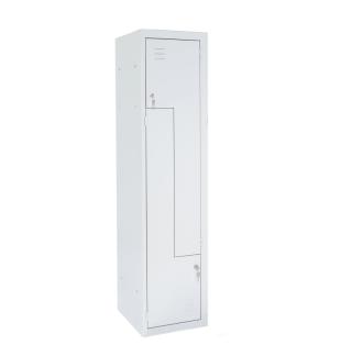 #03 CIK-CAK MAXI 2│ 2-dverová šatníková skriňa s dvermi typu Z, 1800/400/500 mm