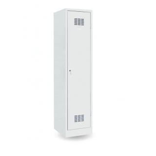 #03 MAXI 1│ 1-dverová šatníková skriňa s prepážkou, 1800/400/500 mm
