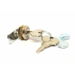 #11 Závorový zámok - H2A411E (rôzne kľúče)