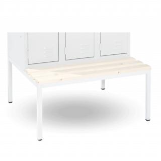 #16 SPORTBENCH 900 - Zabudovaná lavica k skriniam so šírkou 900 mm