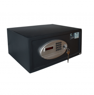 #99 SAFE MINI ELECTRO KEY | Trezor s elektronickým a kľúčovým zámkom 420/200/35 mm