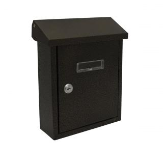 #99 POSTBOX SWRBN | Nástenná malá poštová schránka  200/230/60 mm
