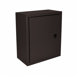 #99 KEYBOX 2 BR | Skrinka na 2 kľúče, hnedá, 220/ 190/ 100 mm