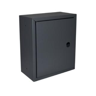 #99 KEYBOX 2 GY | Skrinka na 2 kľúče, sivá, 220/ 190/ 100 mm