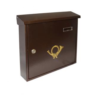 #99 POSTBOX BLIMBR | Poštová schránka veľká so šikmou strieškou 360/330/80 mm