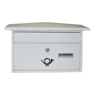 #99 POSTBOX SZIPWE | Poštová schránka so šikmou strechou 210/300/80 mm