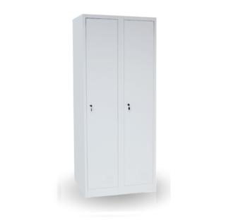 #26 MAXI 2 ECONOMY | 2-dverová šatníková skrina s prepážkou
