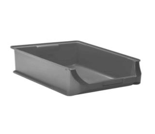 #99 PLASTBOX GY 3 | Umelohmotný box sivý 235/ 150/25 mm