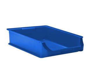 #99 PLASTBOX BE 3 | Umelohmotný box modrý 235/150/25 mm