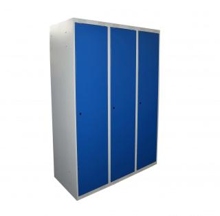 #04 MAXI 3 - 3-dverová šatníková skriňa 1740/1200/550 mm